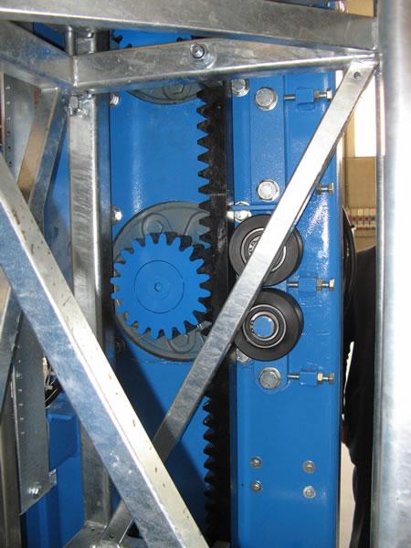 Rack And Pinion Htp Elevators